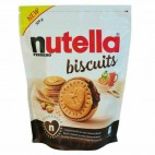 BISCOTTI  NUTELLA BISCUITS GRAMMI 304