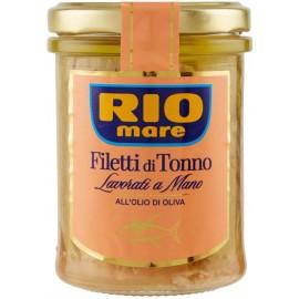 FILETTI DI TONNO IN OLIO DI OLIVA RIO MARE  GRAMMI180
