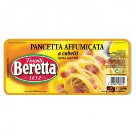 PANCETTA BERETTA CUBETTI GR.75X2 AFFUMICATA