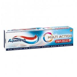 DENTIFRICIO AQUAFRESH PREMIUM  MULTIACTION ML.75