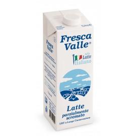 LATTE PARZIALMENTE SCREMATO FRESCA VALLE 1 LT