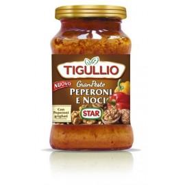 PESTO  TIGULLIO PEPERONI E NOCI STAR GRAMMI 190
