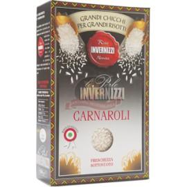 RISO CARNAROLI INVERNIZZI  IDEALE PER RISOTTI KG. 1