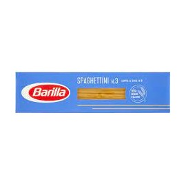 SPAGHETTINI N°3 BARILLA GRAMMI 500