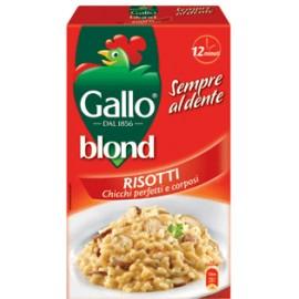 RISO GALLO BLOND RISOTTI KG. 1
