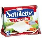 SOTTILETTE KRAFT CLASSICHE GRAMMI 200,7 FETTE