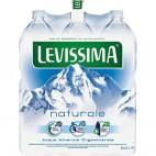 ACQUA NATURALE LEVISSIMA LITRI 2X6
