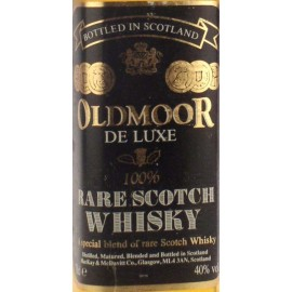 RARE SCOTCH OLD MORE WHISKY OLDMOOR CL. 70
