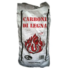 CARBONE DI LEGNA INDUSTRIA ARGENTINA KG. 10