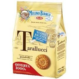 BISCOTTI MULINO BIANCO TARALLUCCI KG. 1