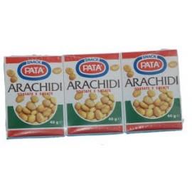ARACHIDI TOSTATE E SALATE PATA GRAMMI 40 PEZZI 3