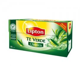 TE' VERDE CLASSICO LIPTON FILTRI 25