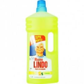 DETERGENTE MULTIUSO MASTRO LINDO LIMONE LITRI 1