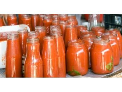 Pomodoro in Bottiglia