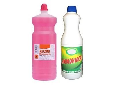 Alcool e Ammoniaca