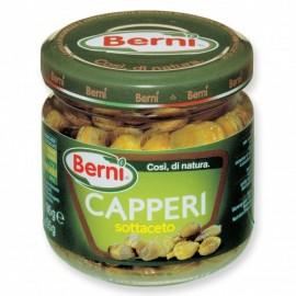 CAPPERI BERNI SOTTACETO GRAMMI 96
