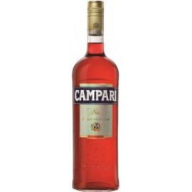 APERITIVO BITTER CAMPARI LITRI 1