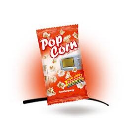 POP CORN FORNO A MICROONDE EUROCOMPANY GRAMMI 100