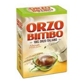 ORZO 100% ITALIANO BIMBO MACINATO SPECIALE PER MOKA GRAMMI 500