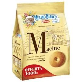 BISCOTTI MULINO BIANCO MACINE KG. 1
