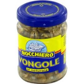 VONGOLE NOCCHIERO AL NATURALE GRAMMI 130