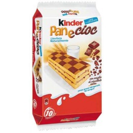 KINDER PANE CIOC FERRERO GRAMMI 300 MERENDINE 10
